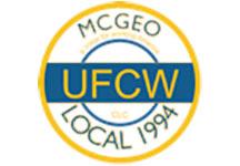 UFCW Local 1994 - MCGEO